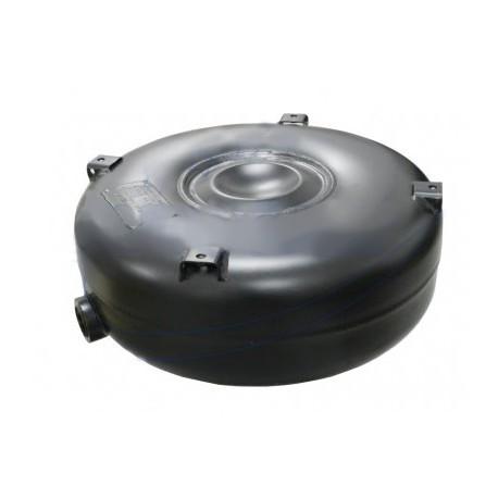 LPG nádrž BORMECH 630/250/64L plný střed